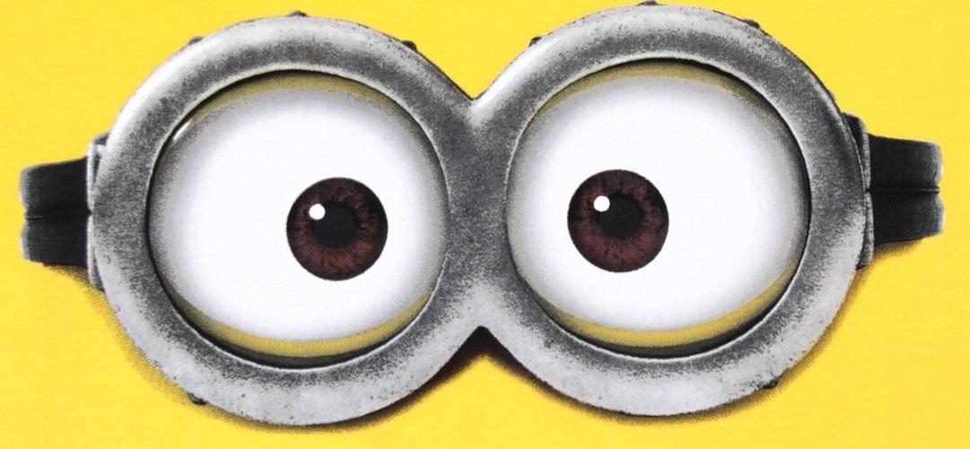 Как сделать глаза миньону своими руками - Luboil.ru
