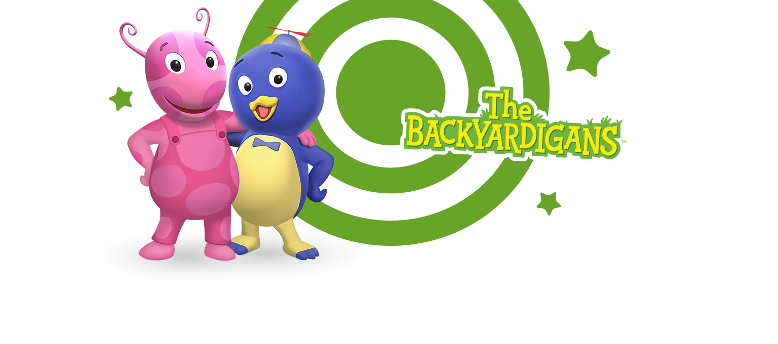 Backyard Nickelodeon the backyardigans | my storybook