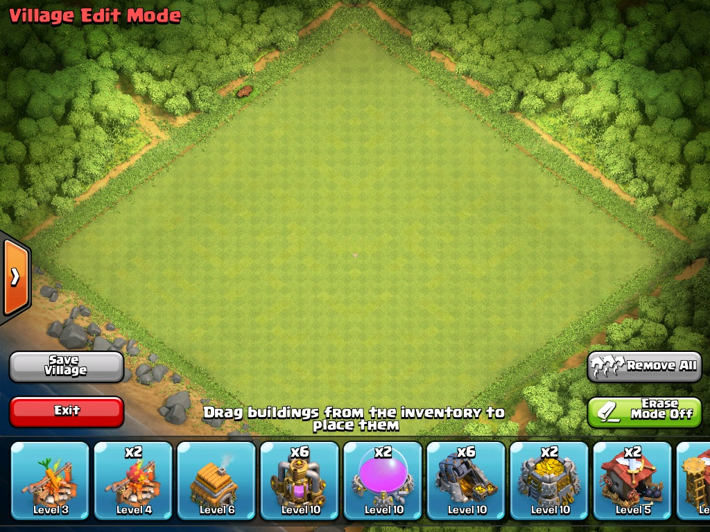 The Clash Of Clans war | My Storybook