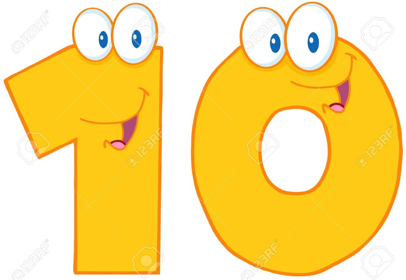 Numero 10 Con Imagenes: Numero 10 Animado Pictures To Pin On Pinterest