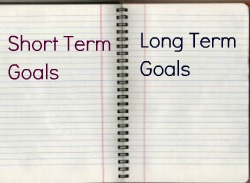 achieving of personal short term and long term goals in university of phoenix